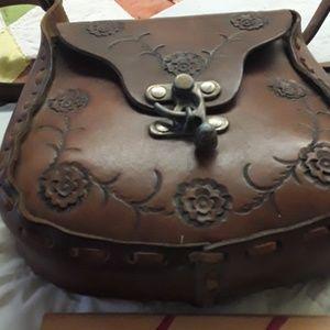 vintage 1960s hippie purse